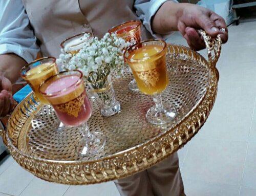 خدمة شاي وقهوة   98970040  خدمات ضيافة للاستقبالات